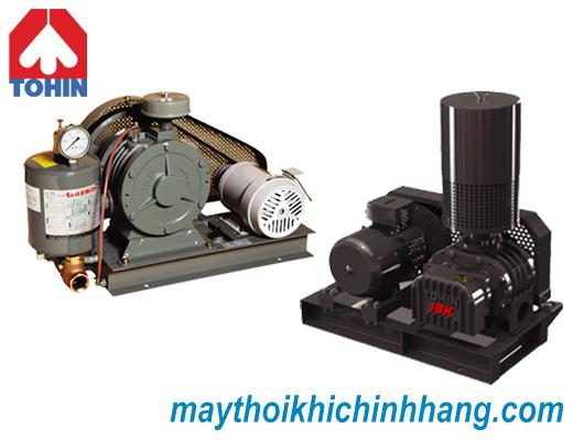 Catalogue Tohin - Máy thổi khí (Rotary Vane & Root Blower)