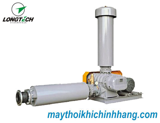 Máy thổi khí Longtech LT-040 (Kiểu Root)