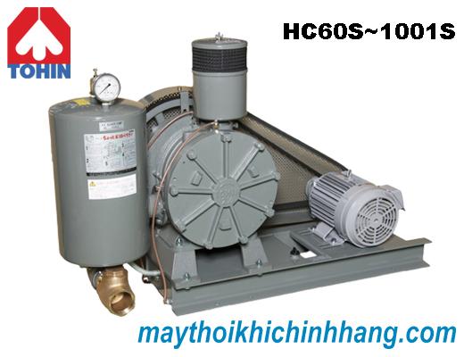 Máy thổi khí TOHIN HC100S 7.5Kw - Japan